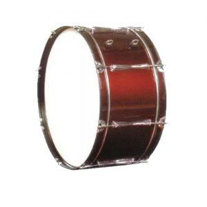 תוף מצעד בס 24 אדום fleet percussion MD2410WR