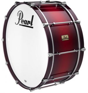 תוף בס צעידה צבע אדום Pearl PBDM 3016A-94