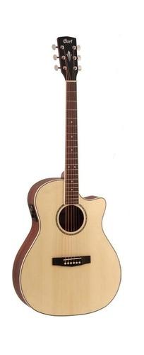 גיטרה אקוסטית מוגברת CORT GA-MEDX OP CUT WAY