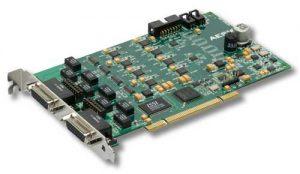 כרטיס Lynx AES16 PCI עם 2 כבלים CBL-AES1604