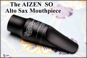 פיה לסקסופון אלט מס 6 Aizen SO