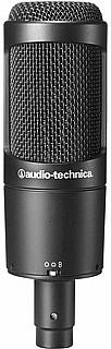 מיקרופון אולפן Audio Technica  AT2050