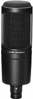 מיקרופון אולפן Audio Technica  AT2020