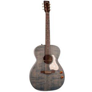 גיטרה אקוסטית מוגברת Art & Lutherie – Legacy Q-Discrete Denim Blue