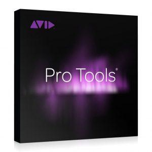 Avid Pro Tools 12 Subcsription