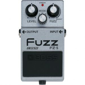 אפקט Fuzz לגיטרה חשמלית Boss FZ5
