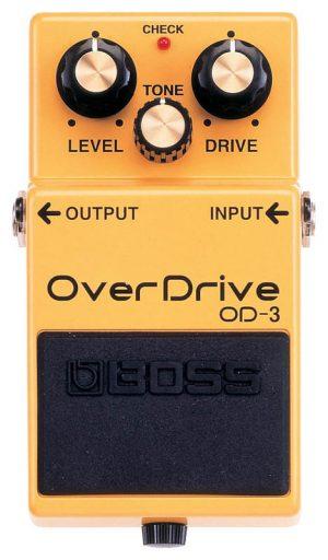 פדל Boss Overdrive OD3