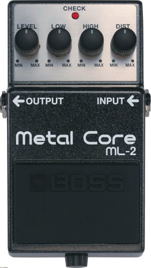 פדל Boss ML2 Metal Core