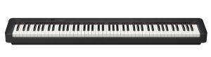 פסנתר חשמלי Casio CDP-S100 בצבע שחור