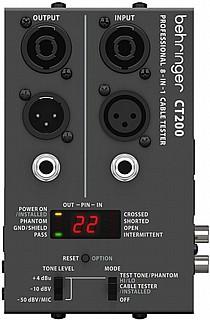 בודק כבלים Behringer CT-200