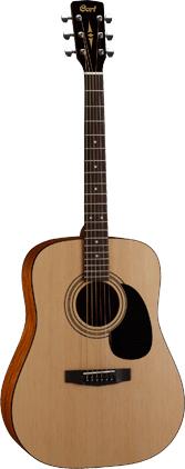 גיטרה אקוסטית Cort AD810-OP