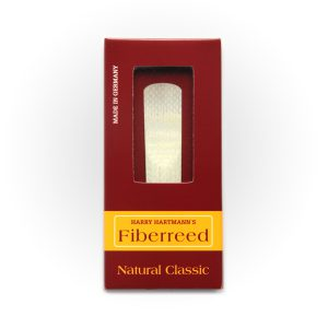 עלה לסקסופון אלט Fiberreed Premium Natural Classic Medium Soft