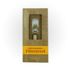 עלה לקלרינט Fiberreed Premium Hemp Hard