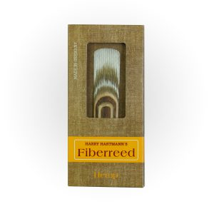 עלה לסקסופון טנור Fiberreed Premium Hemp Medium Soft