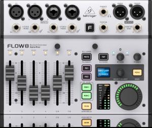 מיקסר דיגיטלי Behringer Flow8