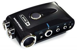 מכשיר הקלטה נייד מחיר מבצע Line 6 BackTrack