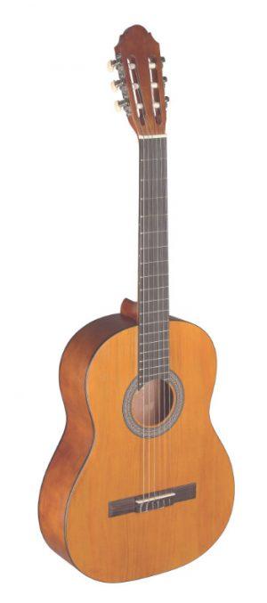 גיטרה קלאסית 1/2 + נרתיק FABIO / INFINITY KM-3411NT