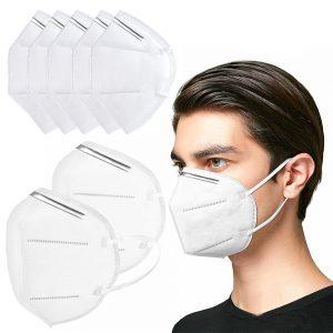 מסיכה נשימתית לפנים MASK K N95 – מארז של 2