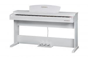 פסנתר חשמלי Kurzweil M70 לבן