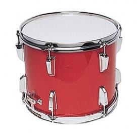 תוף מצעד 12 אדום fleet percussion MD1211R