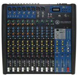 מיקסר אנלוגי 14 ערוצים עם אפקטים Topp Pro MXI1422CFX USB media Player