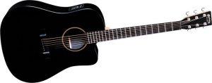 גיטרה אקוסטית מוגברת Martin DCXE BLACK