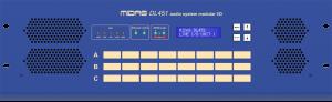 קופסת במה 24 כניסות ו 24 יציאות Midas DL451