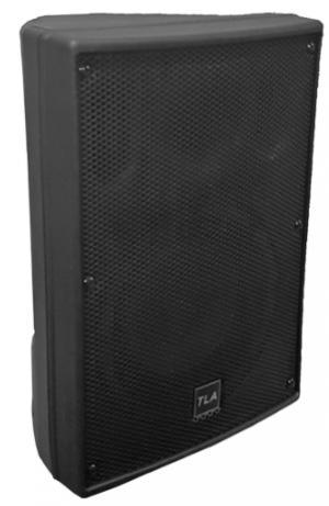 רמקול פאסיבי 10 אינצ צבע שחור TLA N6