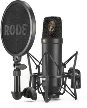 מיקרופון אולפן Rode NT1 KIT