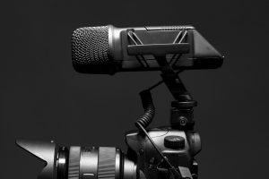מיקרופון קונדנסר למצלמה סטריאו Rode Stereo VideoMic
