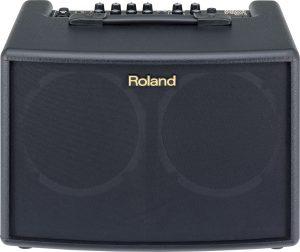 מגבר לגיטרה אקוסטית כולל תיק Roland AC60