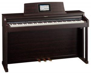 פסנתר חשמלי Roland HPI-6F בצבע Rosewood