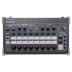 מיקסר דיגיטלי אישי Roland M-48