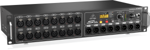 ממשק למיקסר דיגיטלי ברינגר דגם Behringer S16 X32