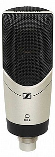 מיקרופון אולפן Sennheiser MK 4