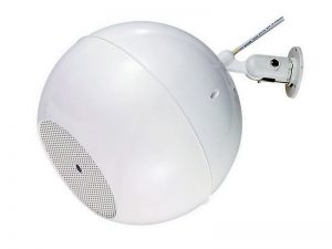רמקול כריזה כדור ומתקן לקיר SHOW CSR205Y