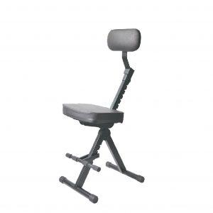 כיסא משענת גבוהה 9 שלבים Steelerd SB127