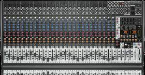 מיקסר סאונד ברינגר Behringer Eurodesk SX3242 FX