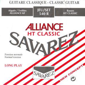 מיתרים לגיטרה קלאסית Savarez Alliance 540R