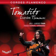 מיתרים לגיטרה קלאסית פלמנקו Savarez Tomatito T50R