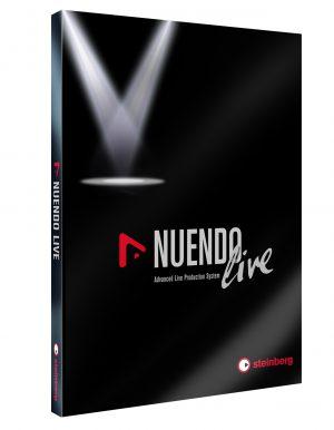 תוכנת הקלטה להופעה חיה Steinberg Nuendo Live