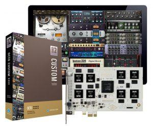 כרטיס מעבד אפקטים Universal Audio UAD-2 OCTO Custom