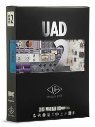 כרטיס מעבד אפקטים Universal Audio UAD-2 QUAD