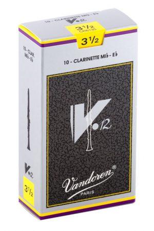 עלים לקלרינט במי במול (פיקולו) מספר 3.5- 10 בקופסא Vandoren V12 CR6135