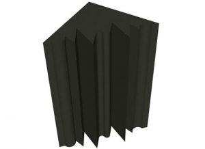 קיט 8 מלכודות בס Vicoustic Mega Fusor Bass Trap 600 x 300 x 260 mm COMB1B