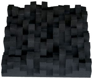 קיט 6 יחידות מפזר קוביות שחור Vicoustic Multifuser DC2 Black