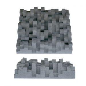 קיט 6 יחידות מפזר קוביות אפור Vicoustic Multifuser DC2 Grey
