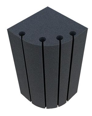 קיט 4 מלכודות בס Vicoustic Super Bass 90 600 x 300 x 340 mm
