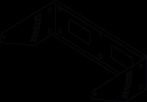 מתקן לרמקול פאסיבי 10 אינצ dbTechnologies LVXP10