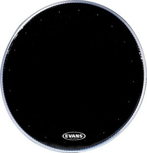 עור 20 שחור קידמי EVANS EQ1 RES BLK